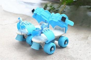גלגיליות לילדים מתלבשות על הנעל כמו פעם