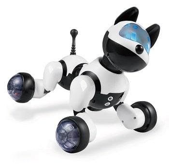 רובוט כלב על שלט