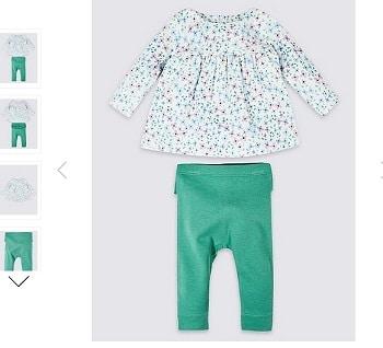 בגדים מעוצבים לתינוקות באינטרנט