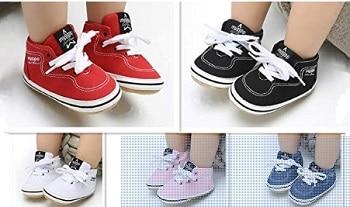 נעלים ראשונות לתינוקות