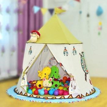 אוהל משחק לילדים