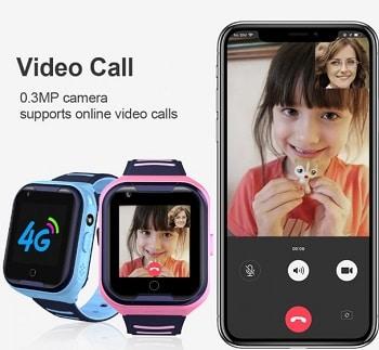 שעון טלפון מומלץ לילדים אלי אקספרס