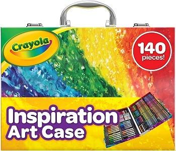 מזוודת צבעים ענקית קריולה crayola