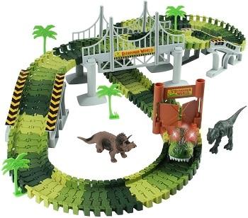 משחק דינוזאורים הרכבה