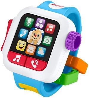 שעון חכם צעצוע פישר פרייס