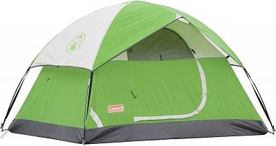 ציוד לקמפינג משפחתי אוהל משפחתי