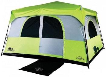 אוהל לקמפינג עם ילדים