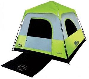 אוהל קמפינג 4 אנשים gonature