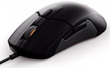 עכבר גיימינג לשמאליים steelseries