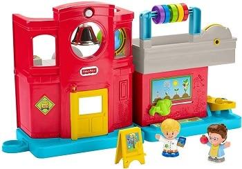 בית בובות פישר פרייס לגיל שנתיים גיל שלוש