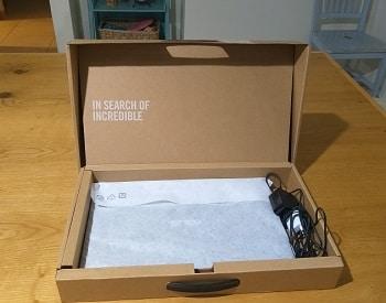 אנבוקסינג מחשב אסוס vivobook