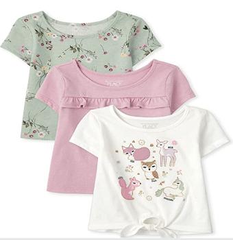 חולצות לילדות צילדרנז פלייס
