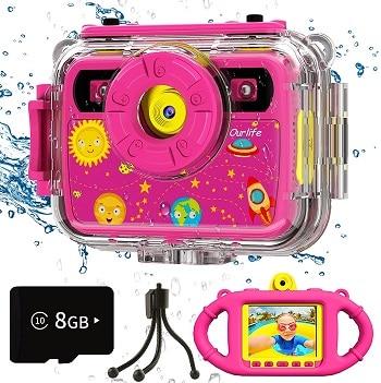 מצלמת אקסטרים לילדים קטנים