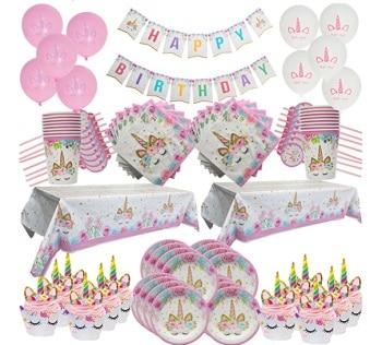 ערכת יום הולדת חד קרן זולה