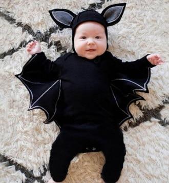 תחפושת עטלף לתינוקות