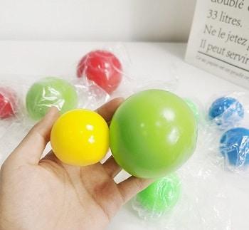 כדורים דביקים אלי אקספרס
