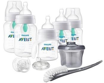בקבוקי האכלת תינוקות אוונט avent