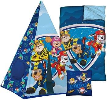 אוהל ילדים מפרץ ההרפתקאות