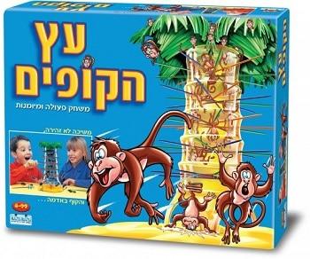 משחק עץ הקופים