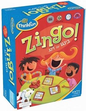משחק קופסה זינגו