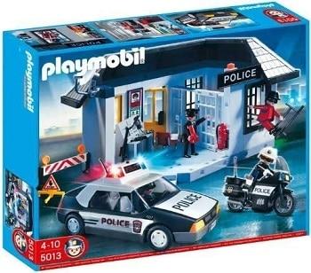 פליימוביל משטרה במבצע
