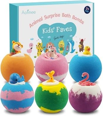 פצצות אמבטיה לילדים