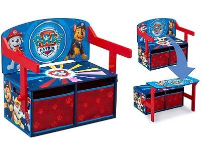 רהיטים לילדים מפרץ ההרפתקאות