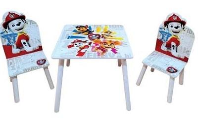 שולחן וכסאות יחידת החילוץ
