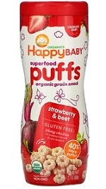חטיפי דגנים לתינוקות אייהרב
