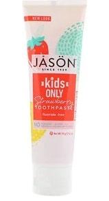 משחת שיניים גייסון לילדים אייהרב