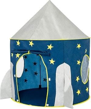 אוהל חללית נפתח ברגע