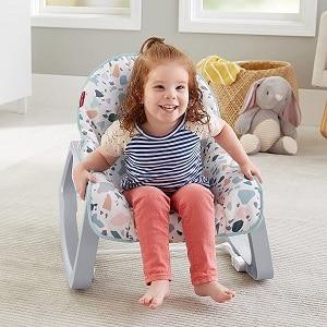טרמפולינה לתינוק שהופכת לכיסא לפעוט